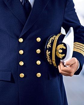 kapitan statku