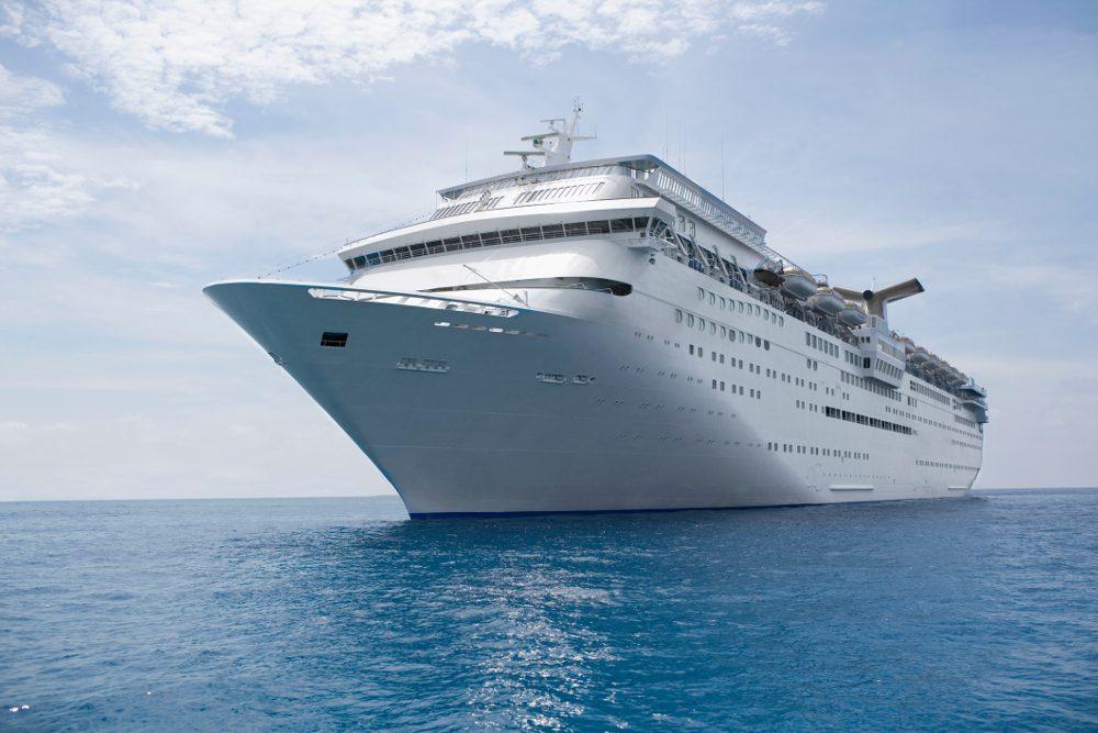 statek pasażerski